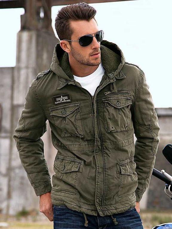 Мужской стиль милитари: как одеться, чтобы создать цельный.