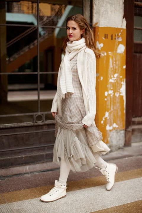 Французская романтика: как выбрать повседневное и вечернее платье в стиле прованс 46