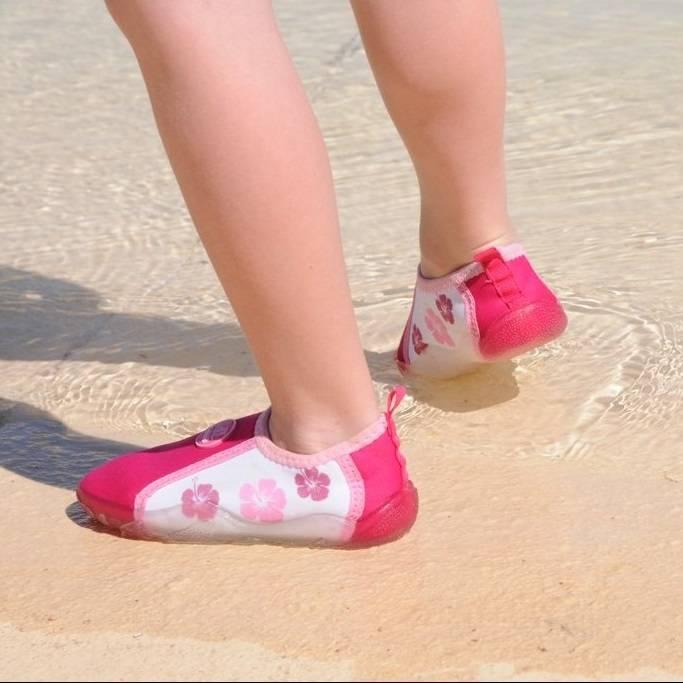 Тапочки детские для купания в море купить в москве