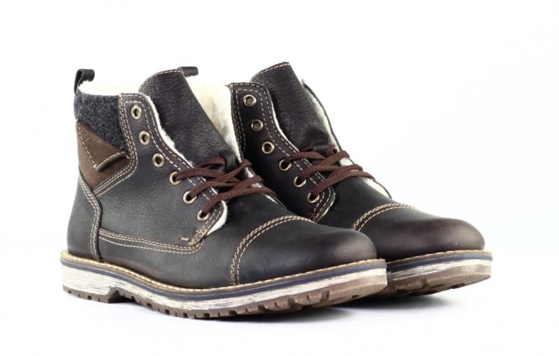 f774a270 Зимние мужские и женские ботинки Рикер: зимние модели Rieker, на ...