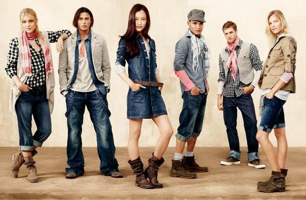 Канадский стиль в одежде
