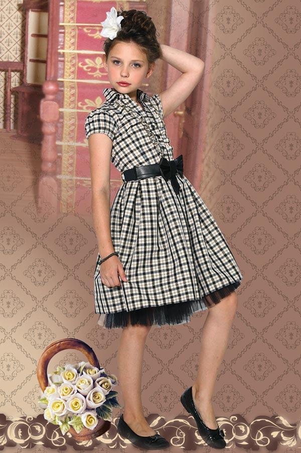 Детская нарядная одежда для девочек: платья для детей до 1 года
