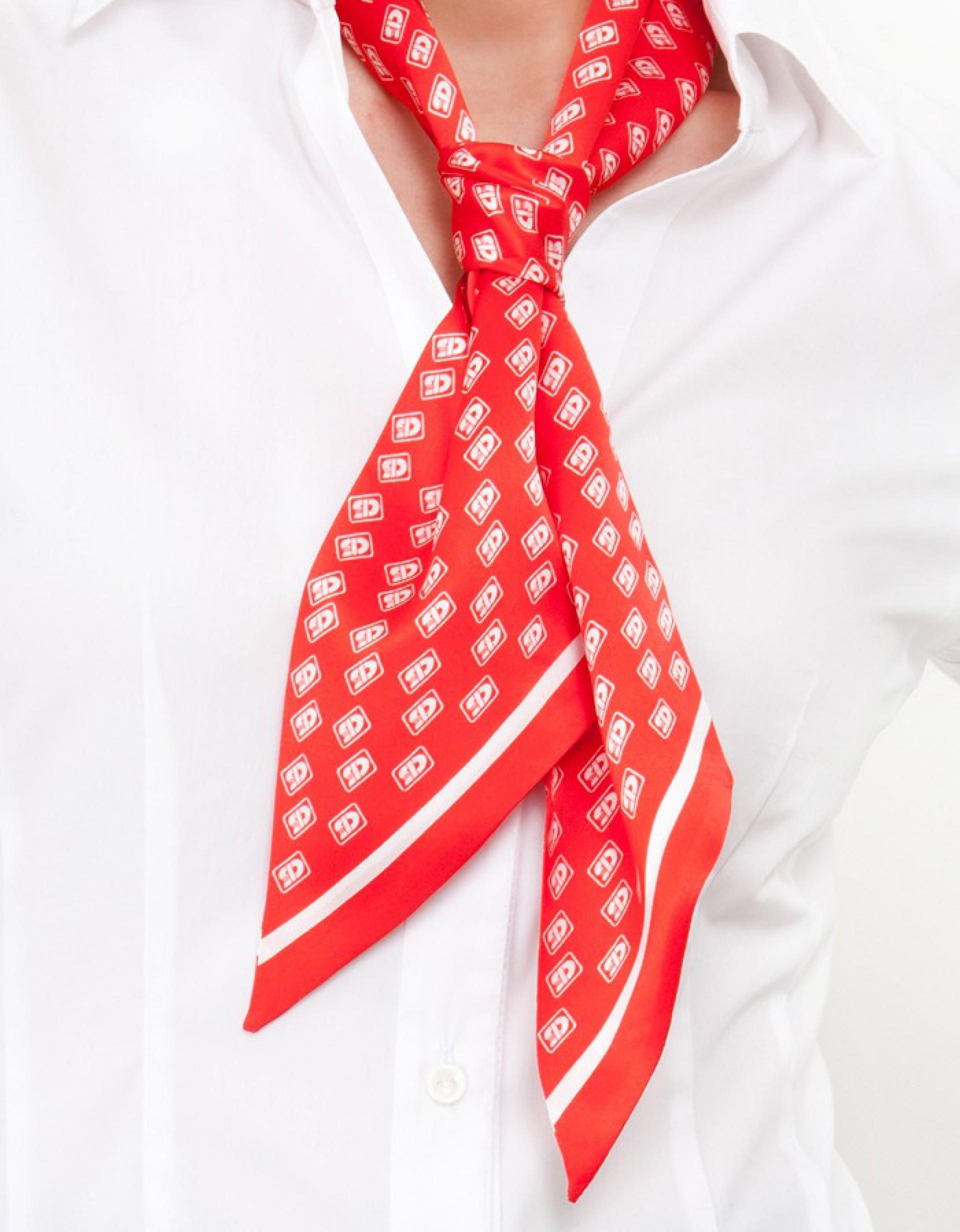 Пошаговая инструкция: как сделать галстук своими руками