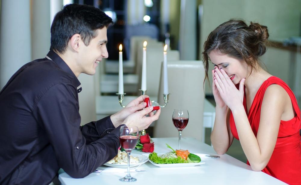 Как незабываемое сделать предложение девушке