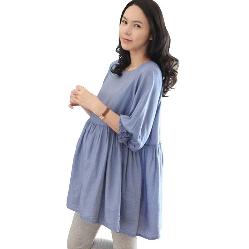 94b003092 Большинство моделей одежды для будущих мам является универсальной, ее можно  носить с первых дней беременности до самых родов.