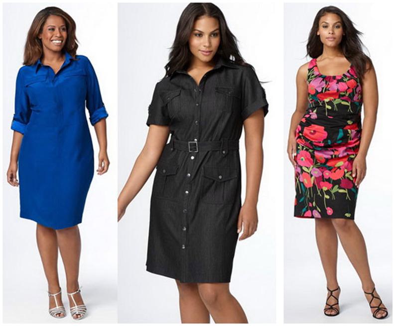 e6aa548665f Именно поэтому одежда для женщин с пышными формами должна быть особенной.  Главным принципом