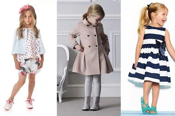 5935bbf30216 В одежде для детей 6-ти лет идет акцент на разнообразие цвета – от  оранжевого до серого меланжа. Сочетание нескольких однотонных элементов –  остается ...