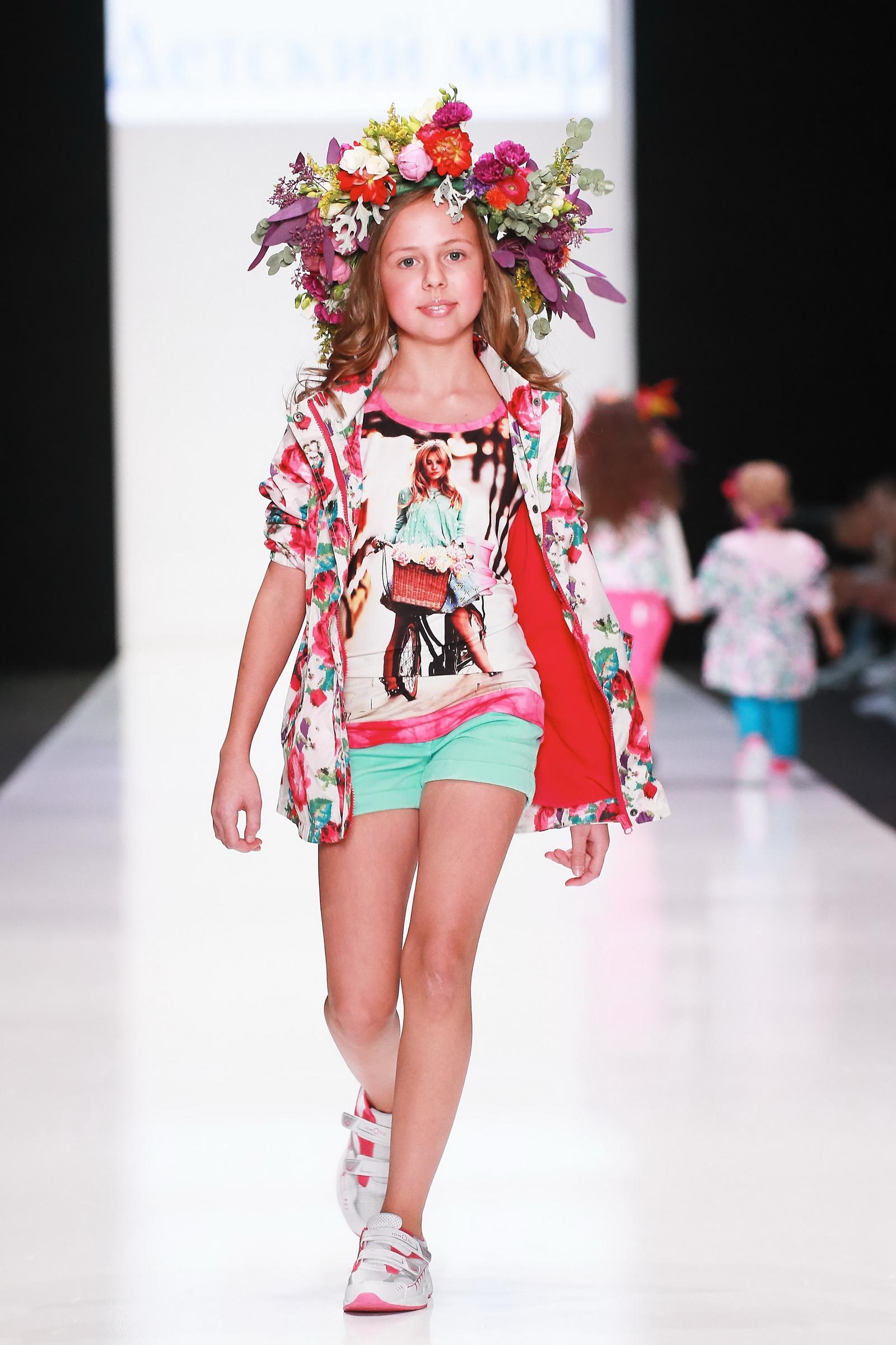 Детская мода 2018 для девочек 11 лет фото