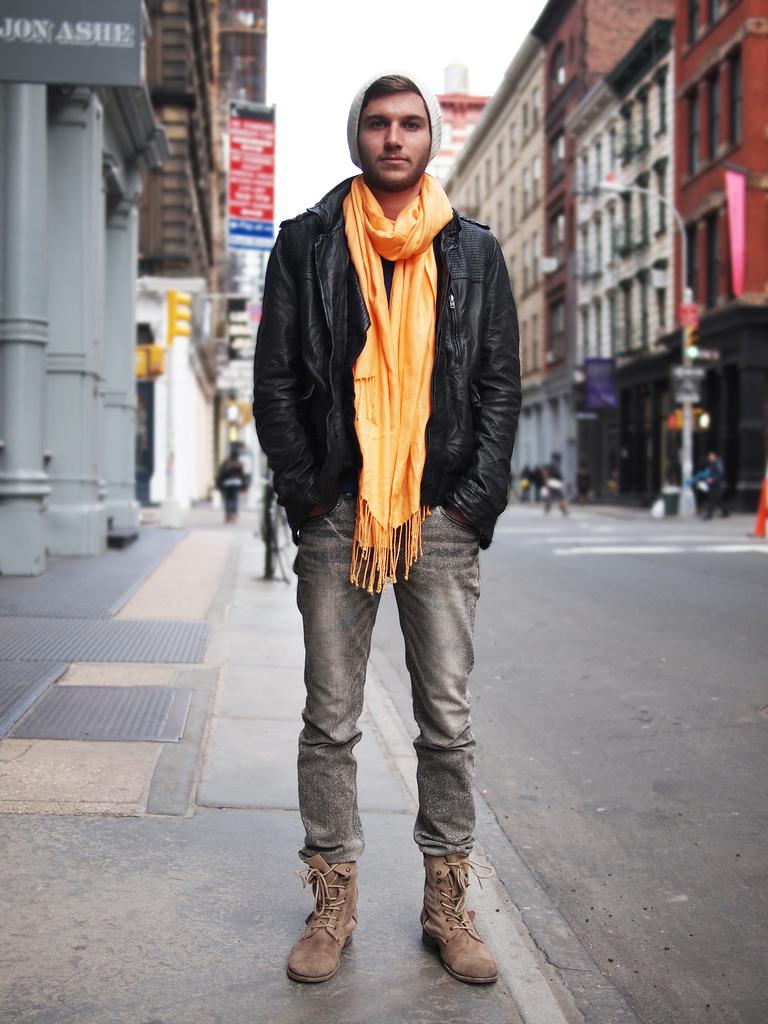 Альтернативный стиль одежды фото