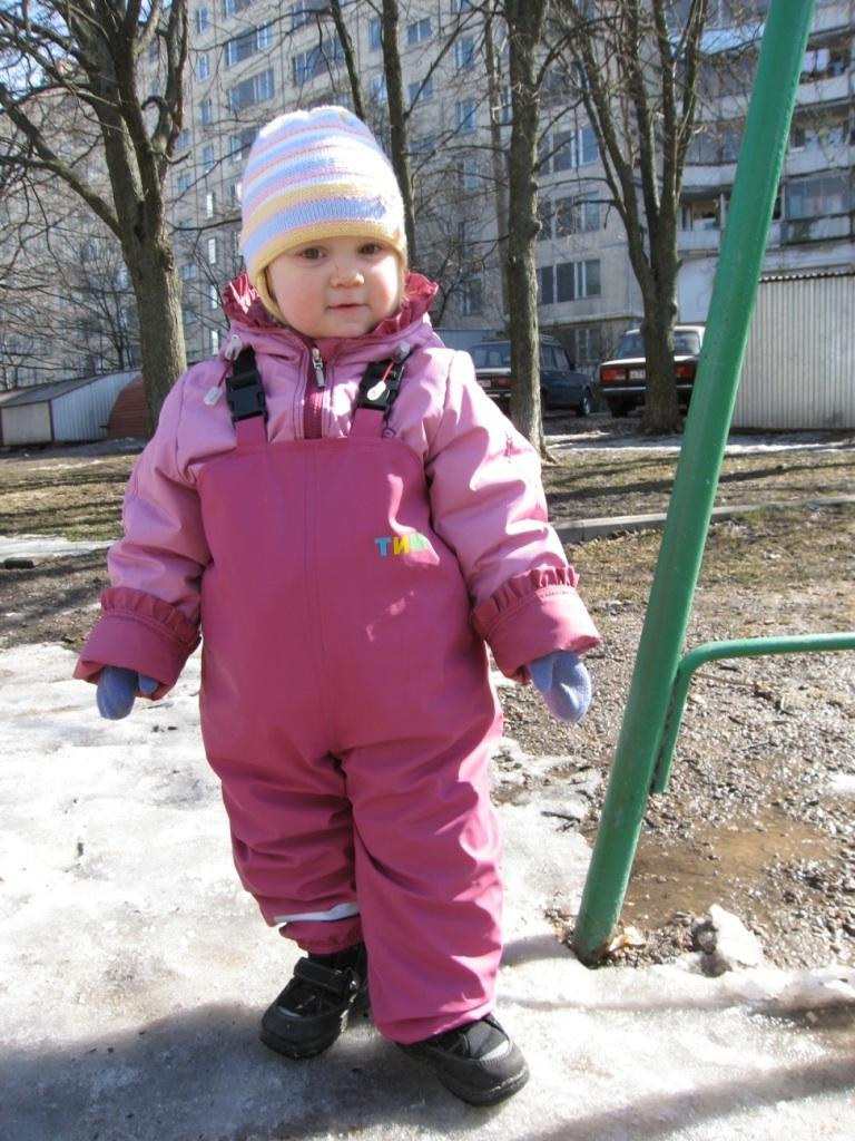 непромокаемая одежда для детей Rukka 2