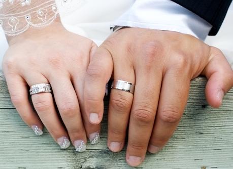 Если вы хотите, чтобы кольцо ярко и выраженно красовалось на пальце, лучше  всего отдать предпочтение моделям с широким основанием. df4aaaf540d
