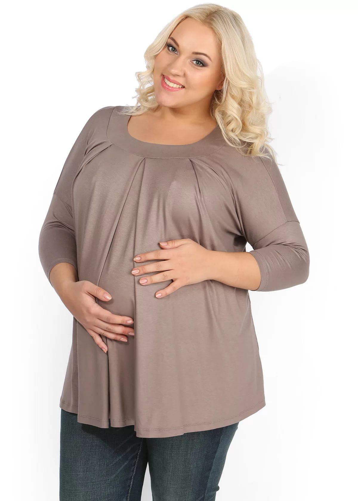 f1e4fc686 Ведь специализированные магазины могут предоставить на выбор различные  модели одежды больших размеров для будущих мам.