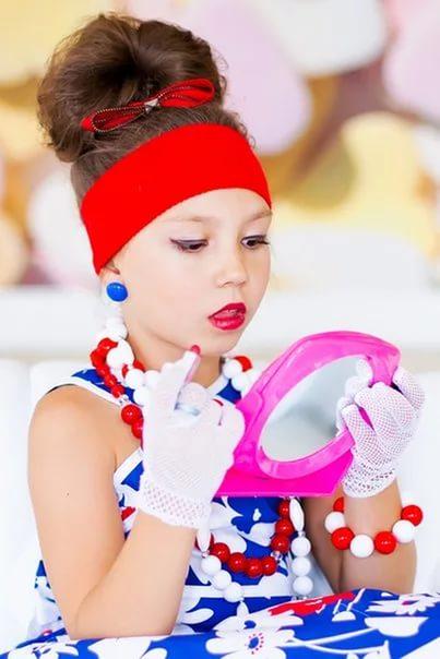 сделать куклу по фото ребенка