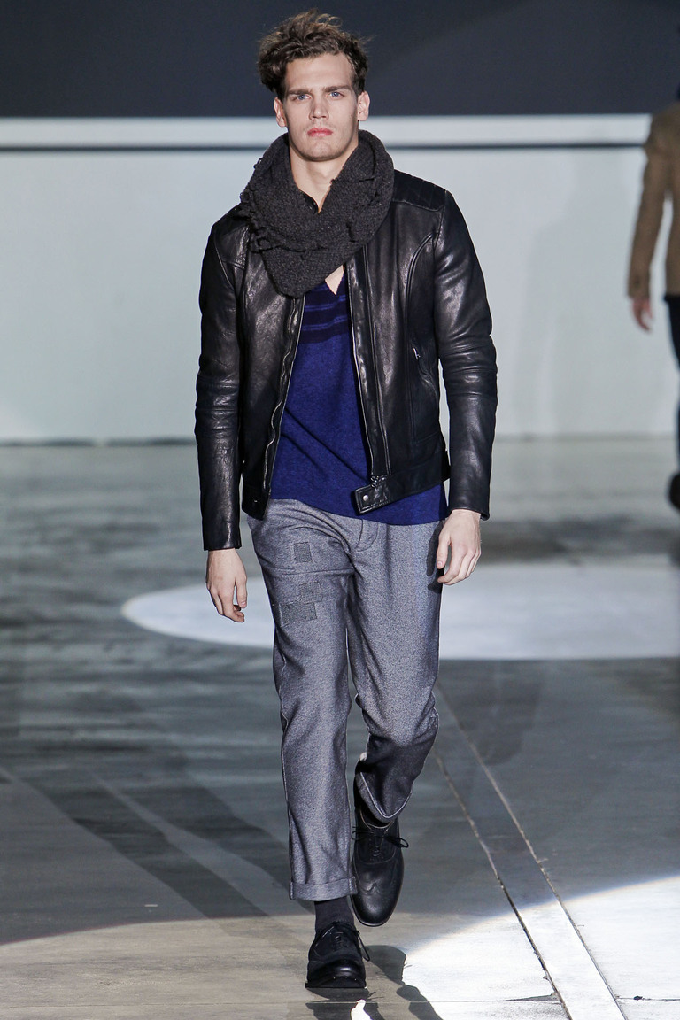 Are leather jackets in fashion for men 14