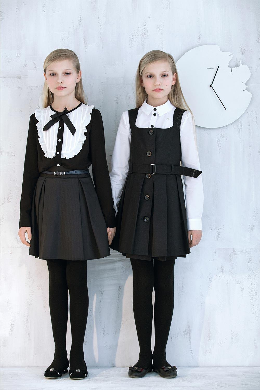 Модели школьной формы для девушек фото