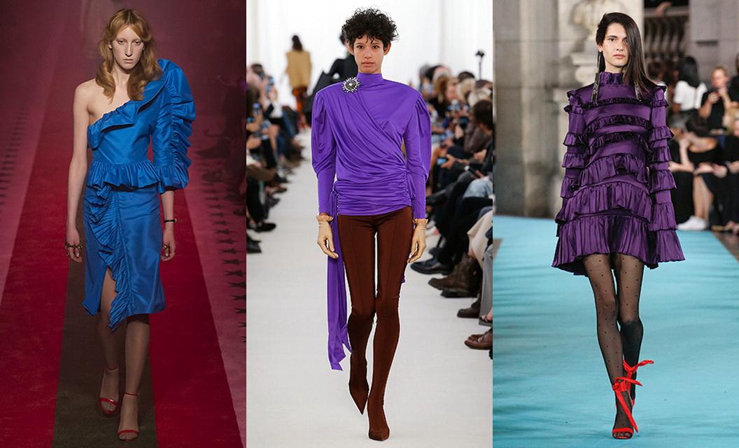 Женская мода сезона весна-лето осень 7