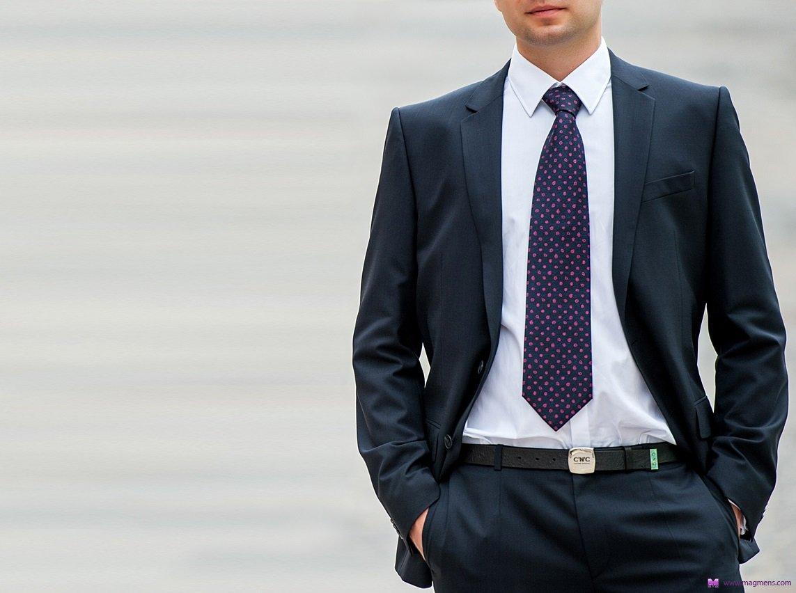 Виды галстуков рекомендации