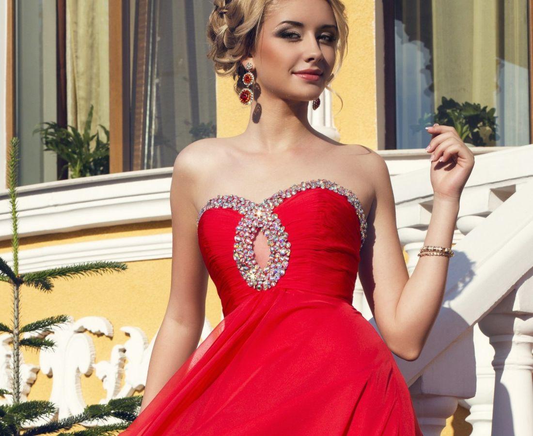 81dd8b55407 Бижутерия к красному платью (38 фото)  какая подойдет