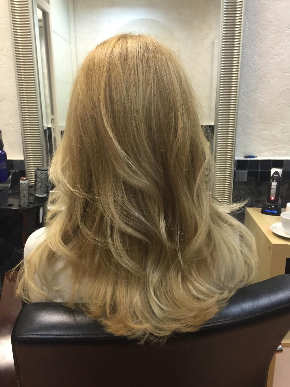 За сколько смоется тоник для волос тоника