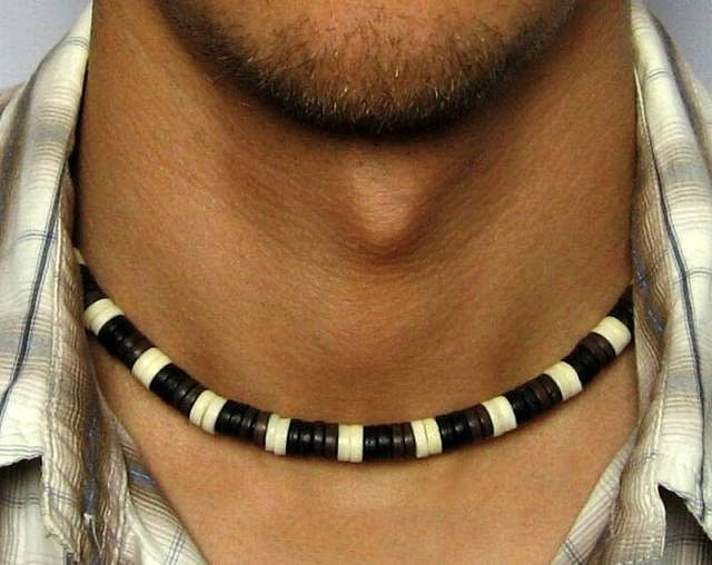 Мужские ожерелья своими руками