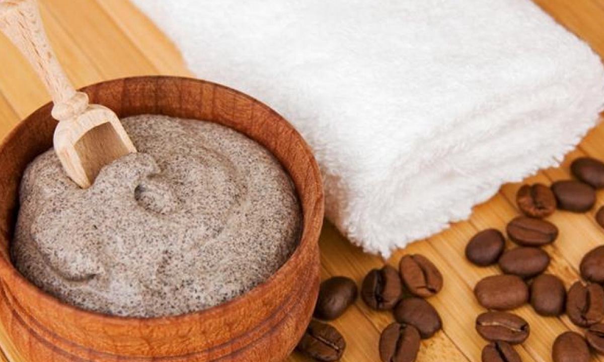 Как сделать скраб из кофе для похудения