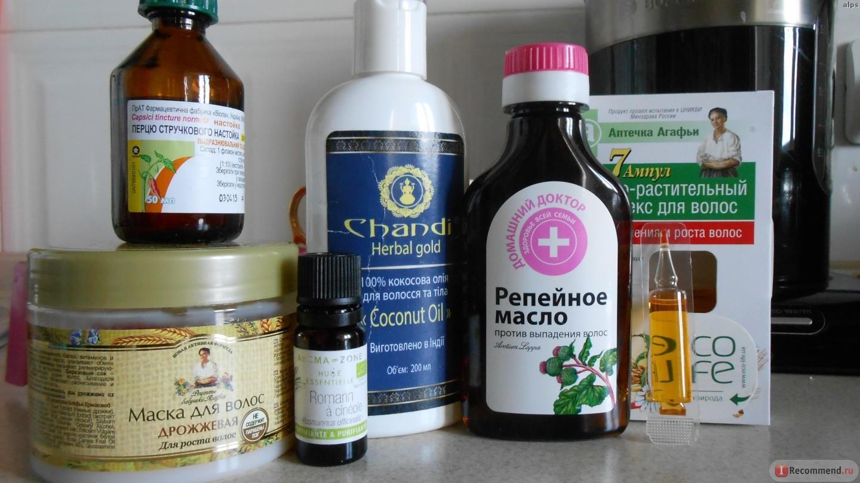 Что использовать для роста волос в домашних условиях рецепты