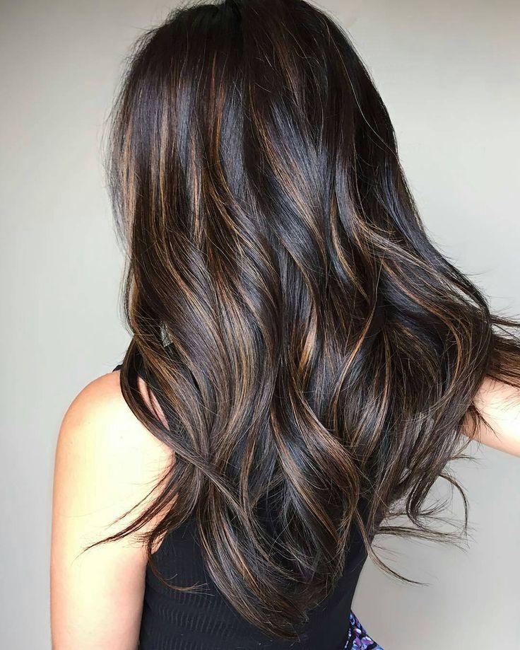 Как покрасить кончики волос в домашних условиях: омбре, балаяж 48