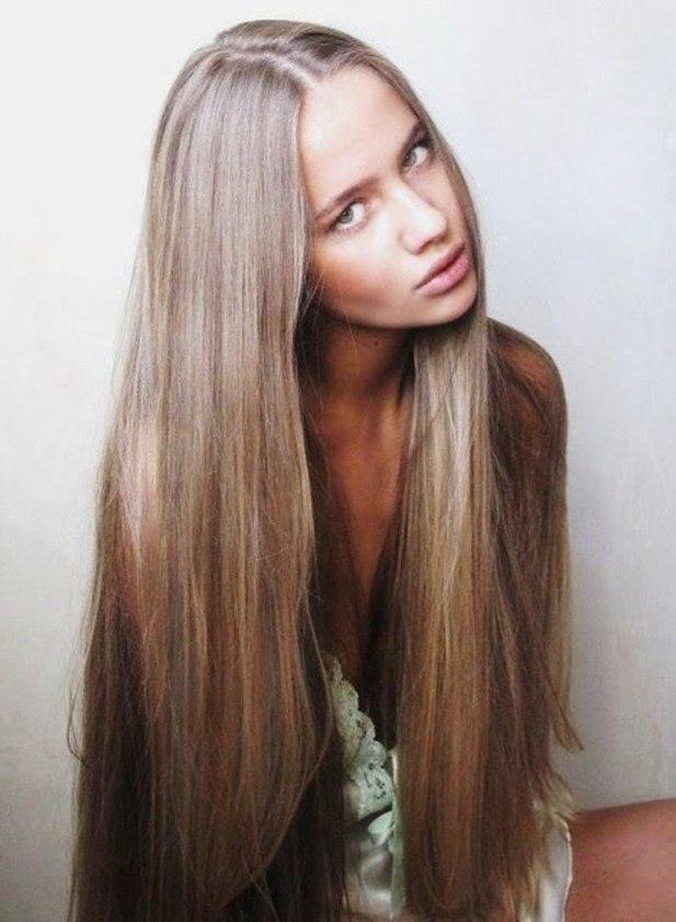 Чем мыть темно русые волосы