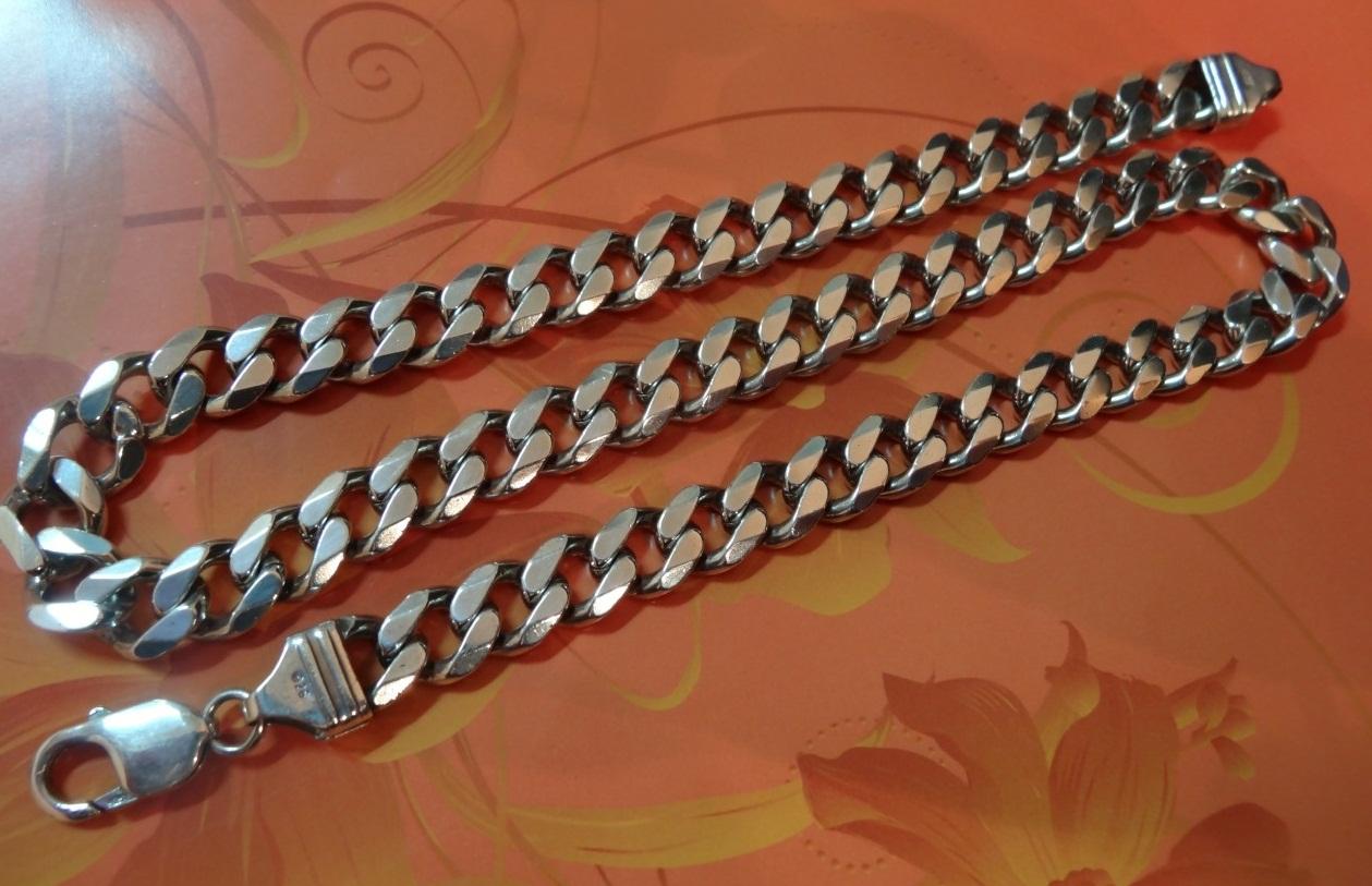 плетения серебряных цепочек
