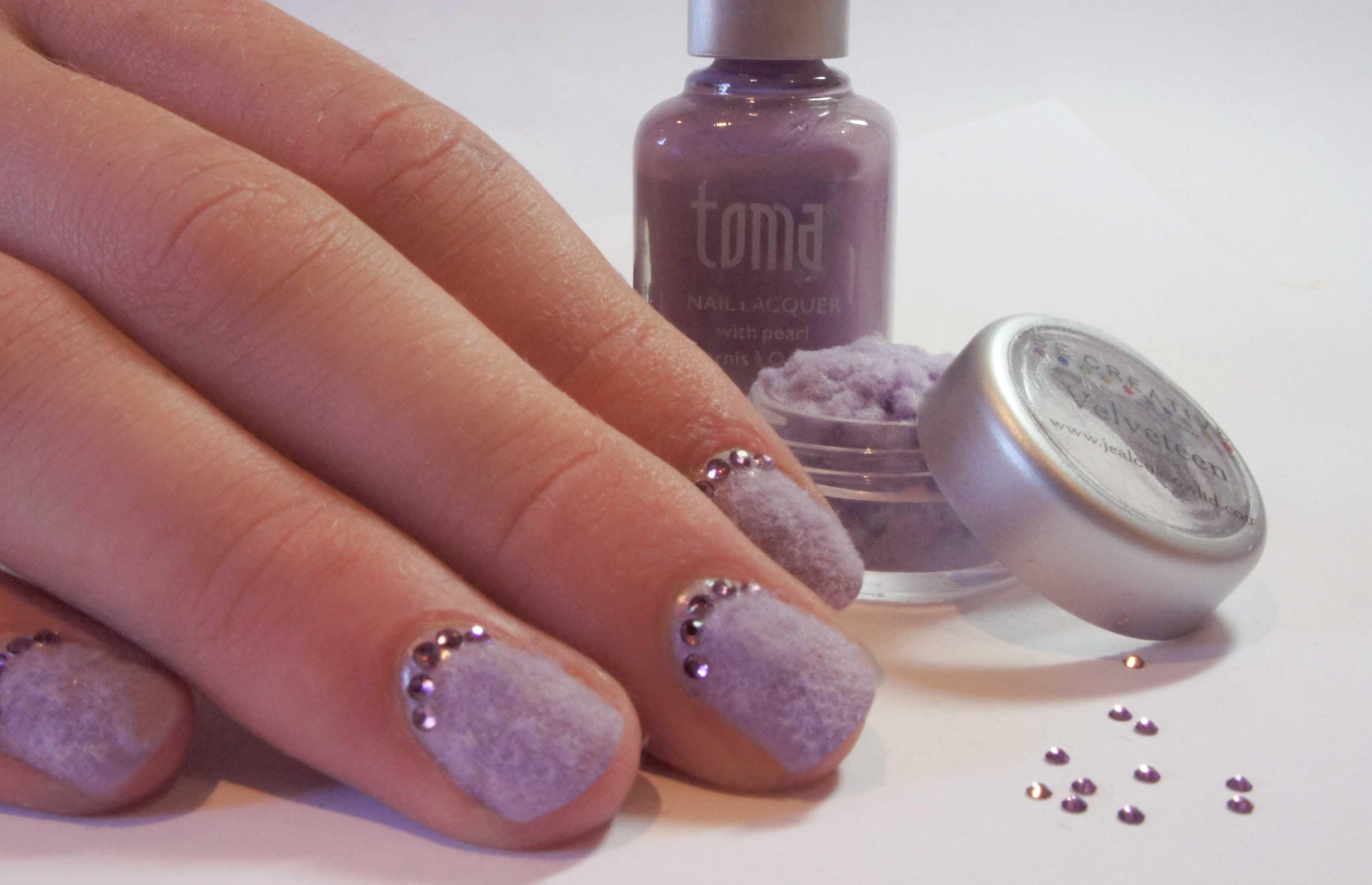 Эффект песка на ногтях фото