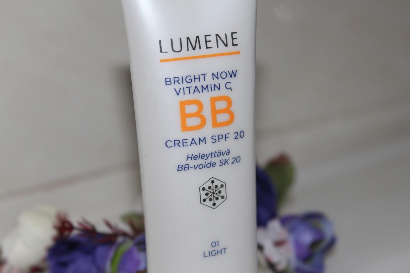 lumene bb cream light