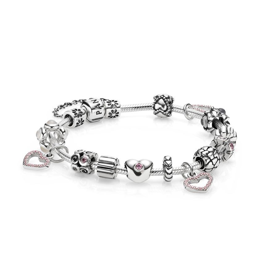 Модные браслеты Pandora 2016 тенденции новинки 34 фото