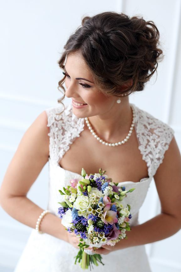 Жемчуг на свадьбу