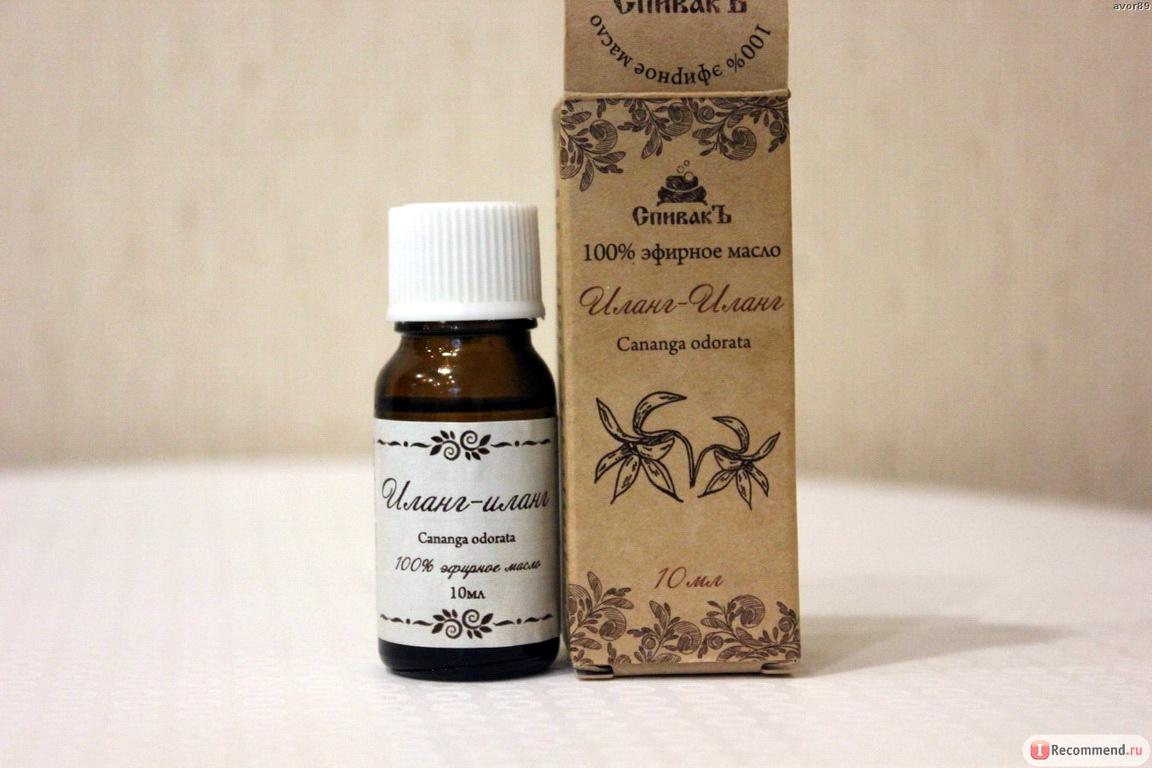 Как наносить на волосы эфирное масло иланг-иланг