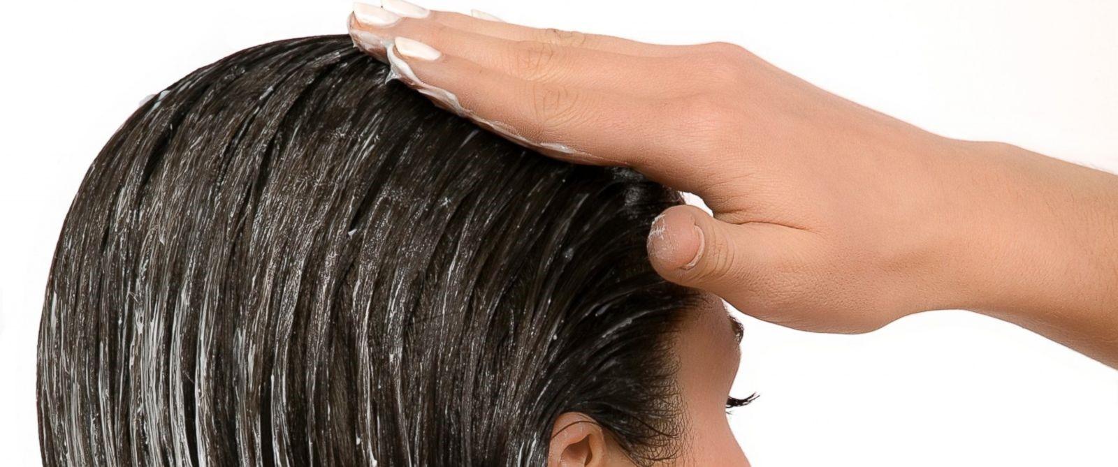 Волосы на силиконовой основе для лысины