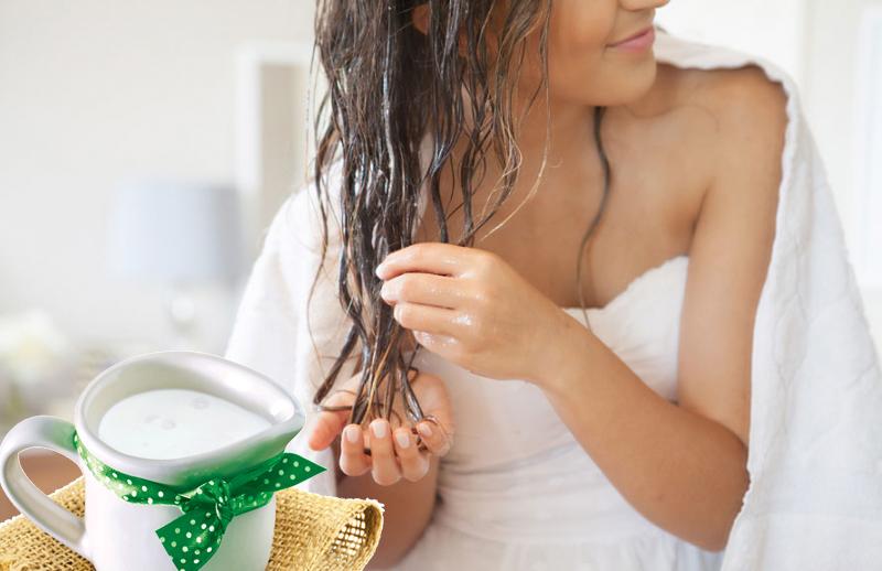 Результат лечения выпадения волос