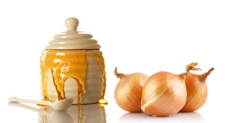Лук мед вино при простатите