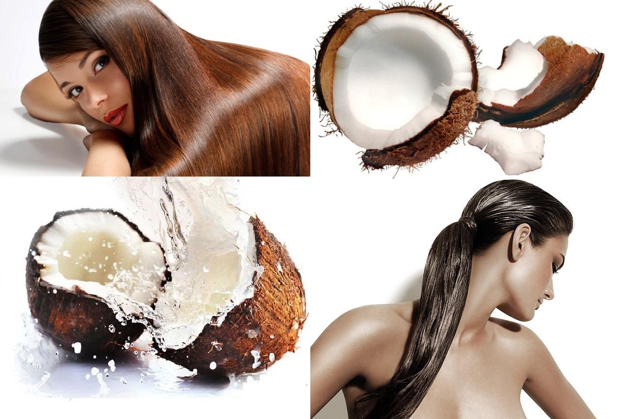 Маска для волос из кокосового масла как часто делать
