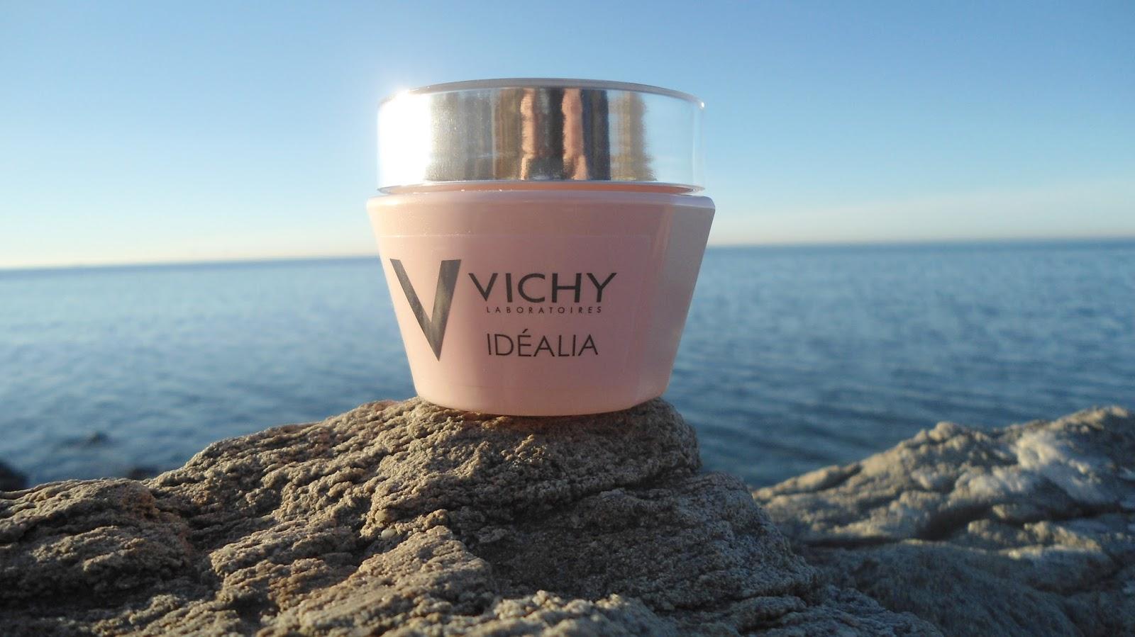 Крем для лица vichy idealia