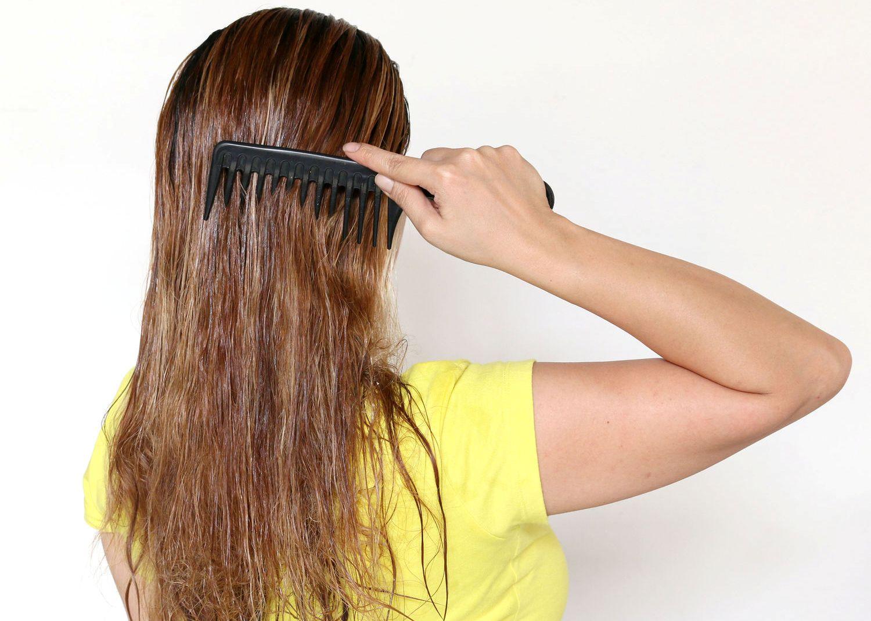 Как наносится горчичная маска для волос