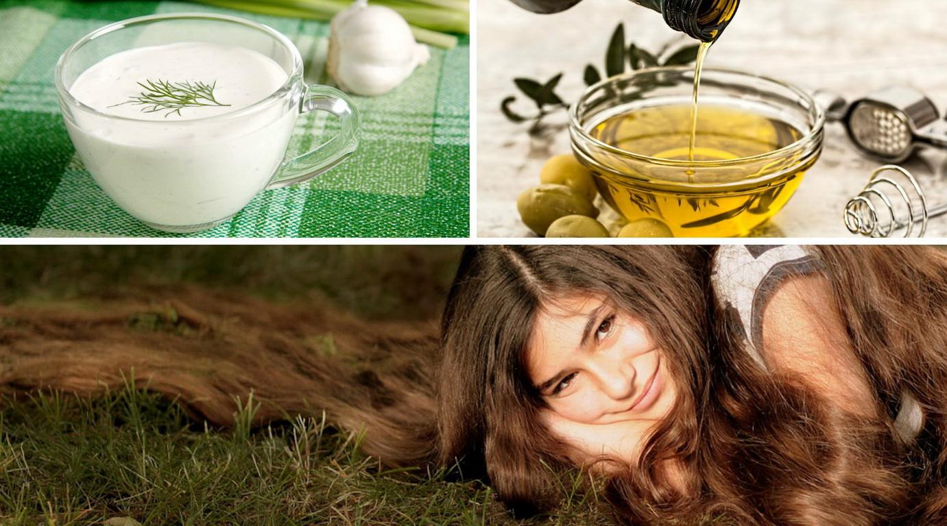 Маски для волос в домашних условиях - Рецепты для красоты