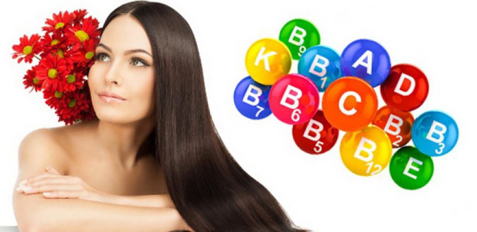 Витамины а и е действие на волосы и кожу лица