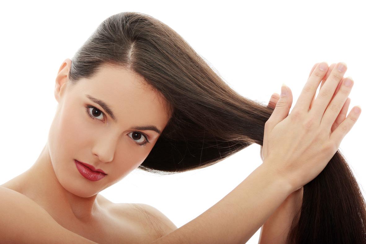 Маска для волос из яйца и масла для секущихся волос