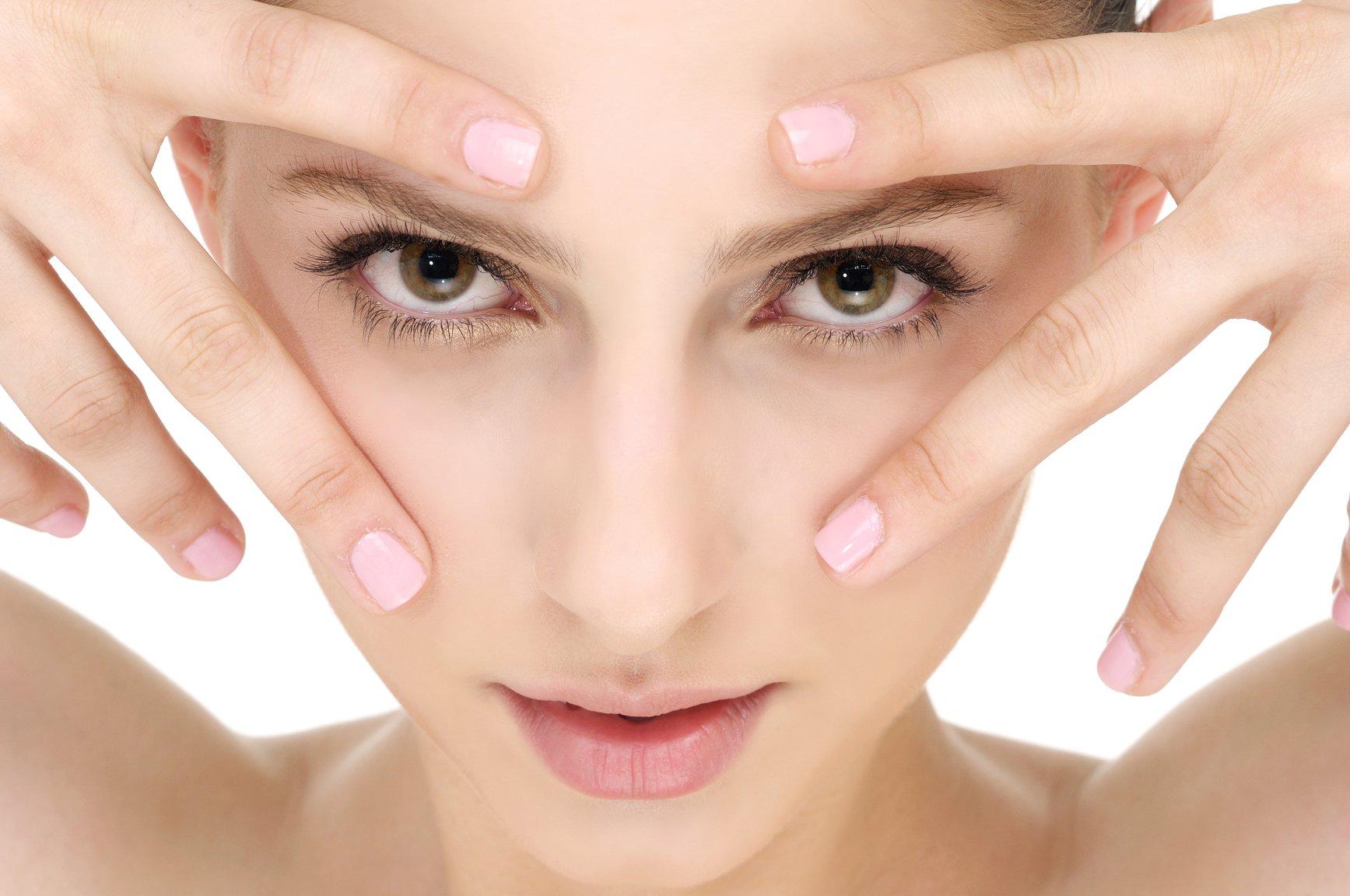 Эффективно убрать морщины вокруг глаз домашних условиях