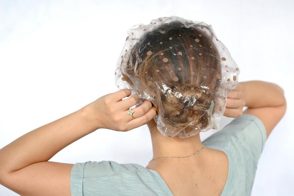 Маска из аспирина от вросших волос
