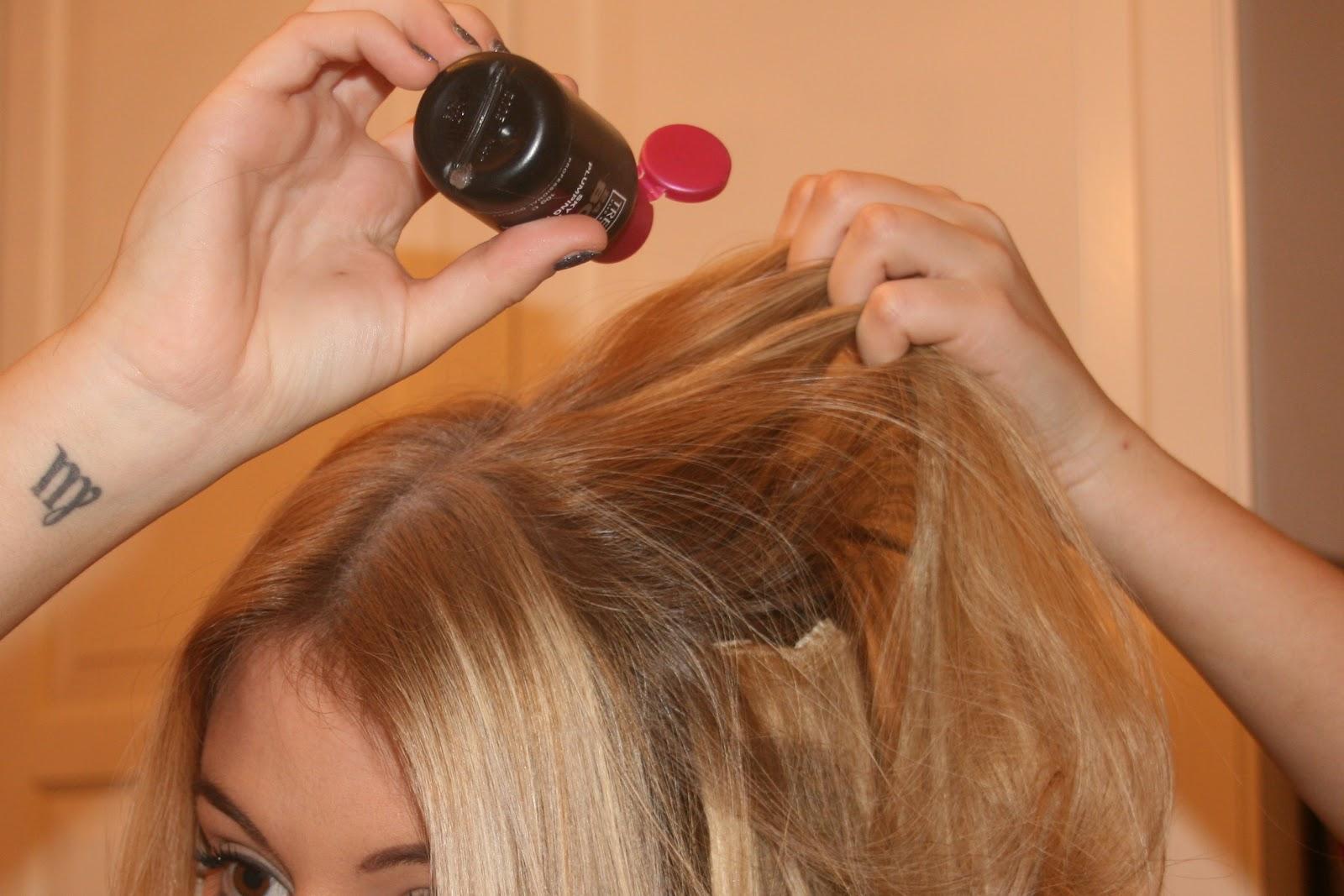 Пудра для объема волос как пользоваться