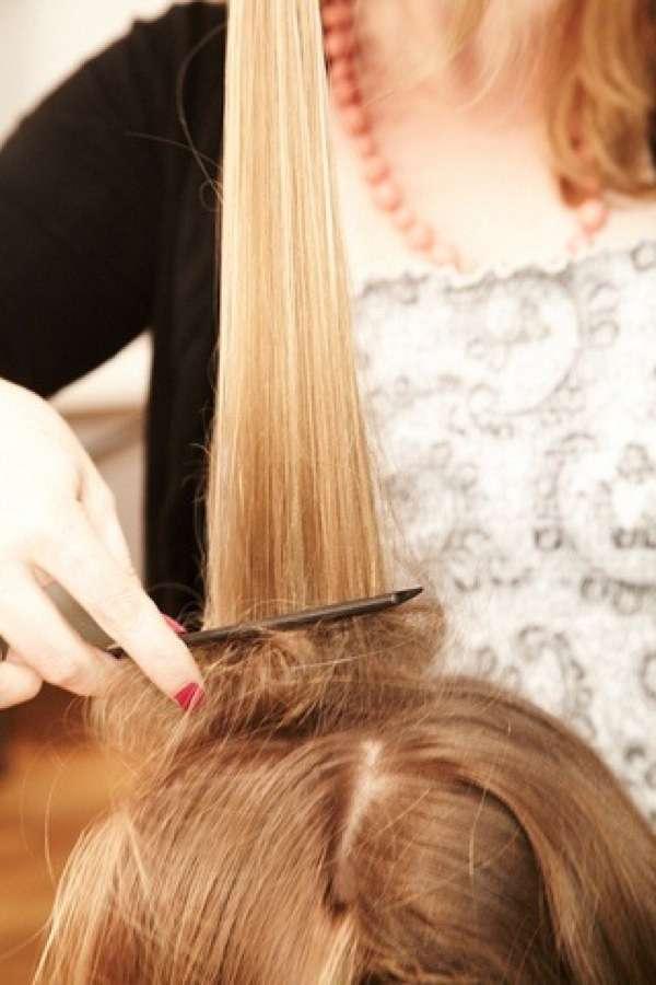 Как сделать хорошие волосы 33