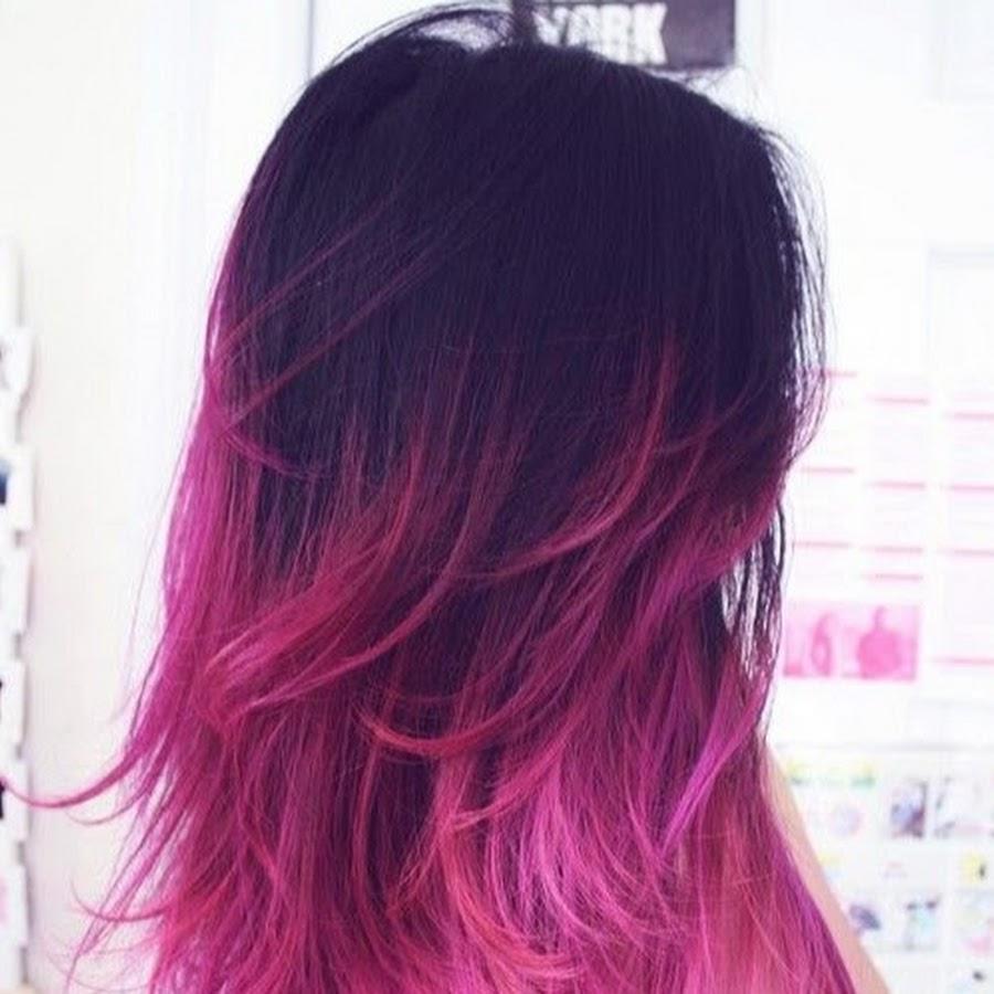 Розовый цвет тоник для волос