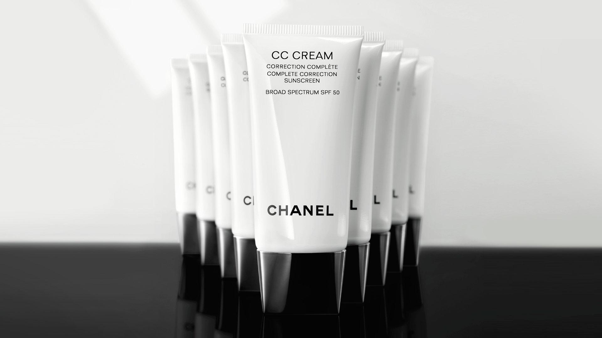 СС-крем Chanel новые фото