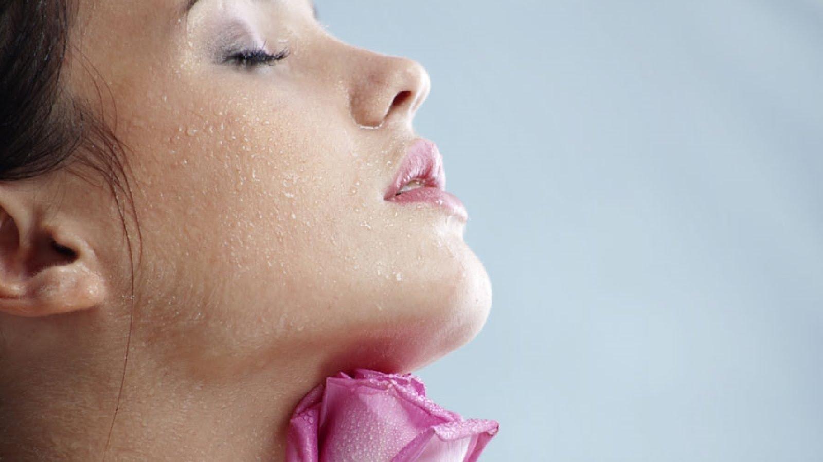 Уход за проблемной кожей лица кислоты